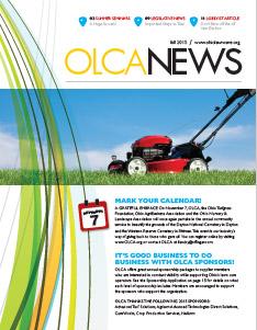 OLCA News - Fall 2015