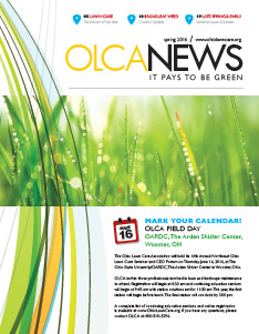 OLCA News - Spring 2016