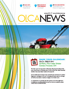 OLCA News - Spring 2015