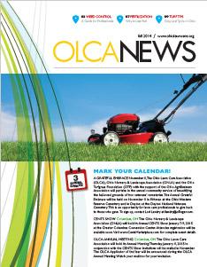 OLCA News - Fall 2014