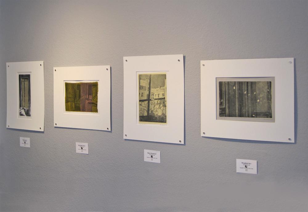 Prints by Jenna Barrois