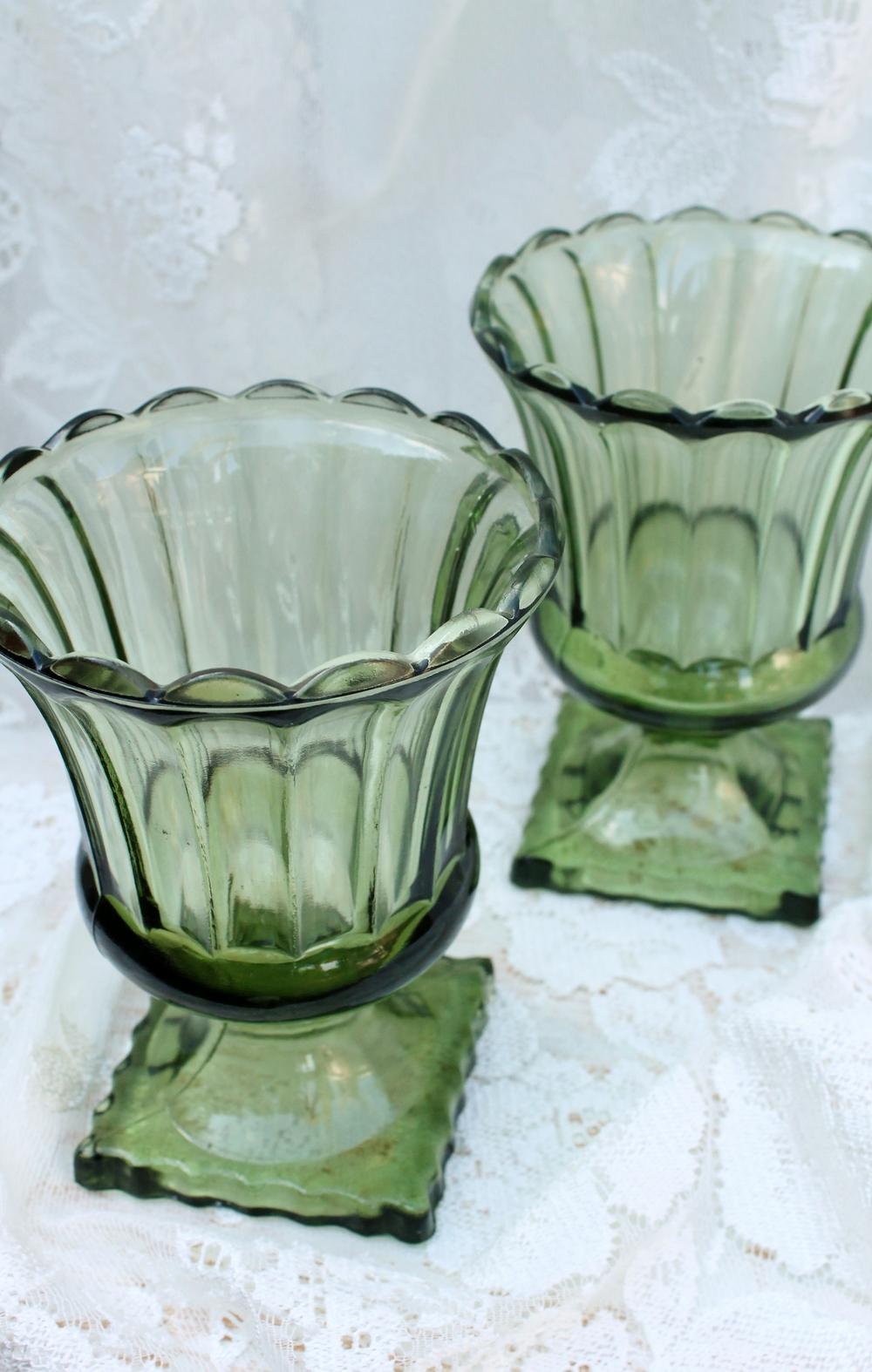 Green Goblets $4ea