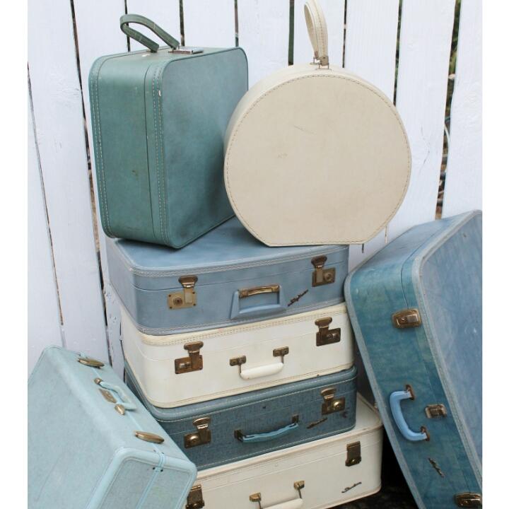 Suitcases $8-15