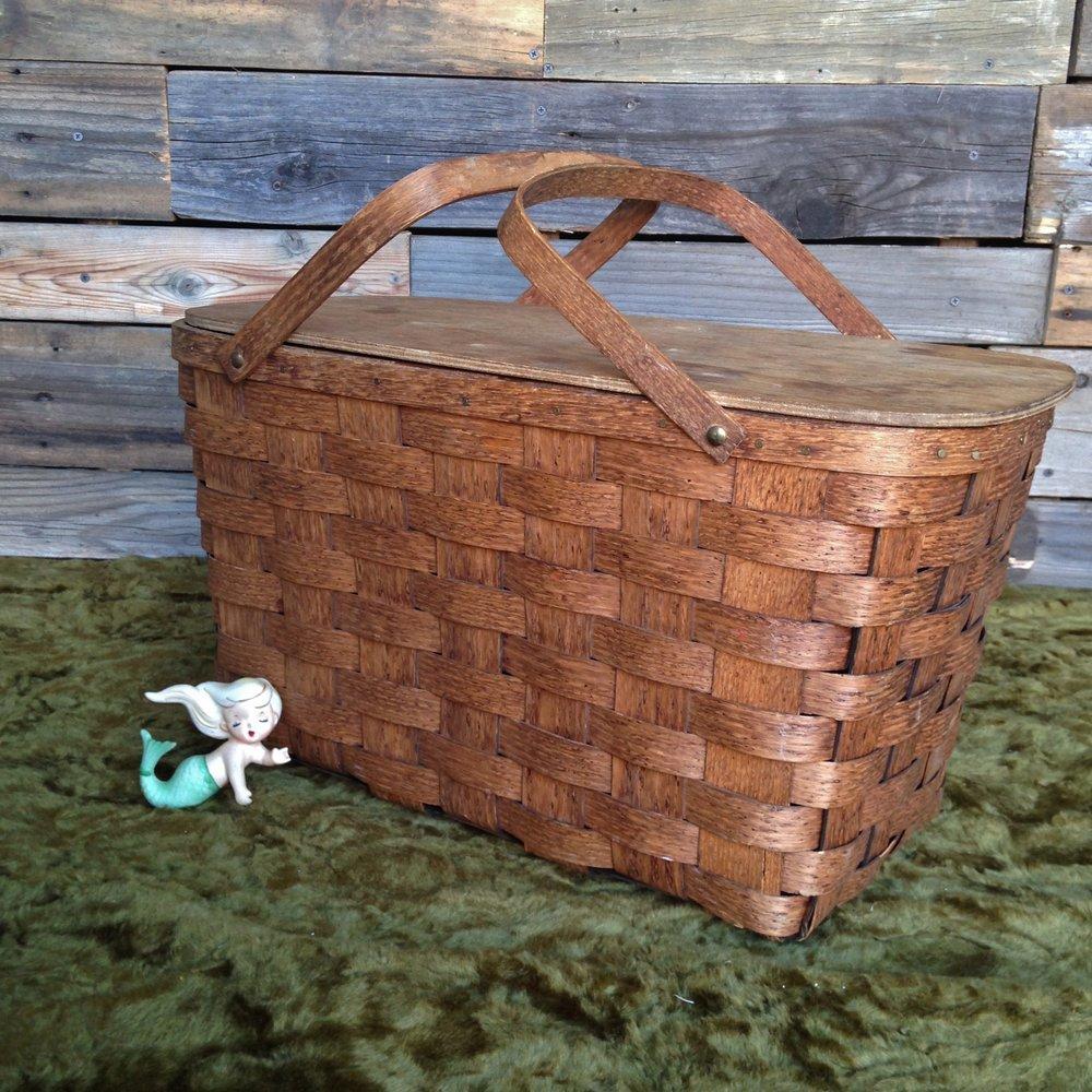 Dorothy Picnic Basket $8