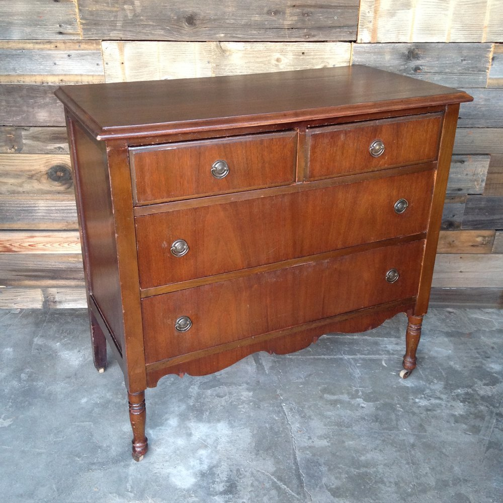 Vintage Dresser $35
