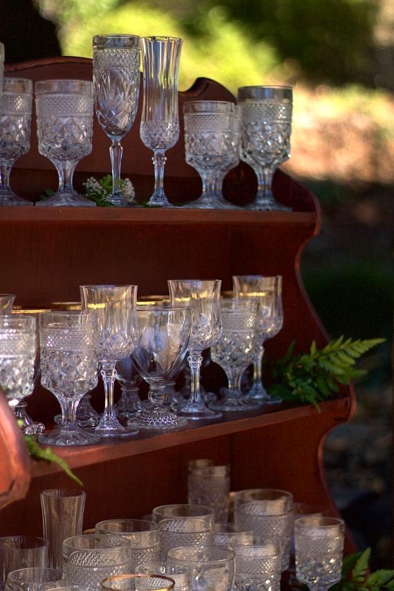 Mismatch Glassware $1ea