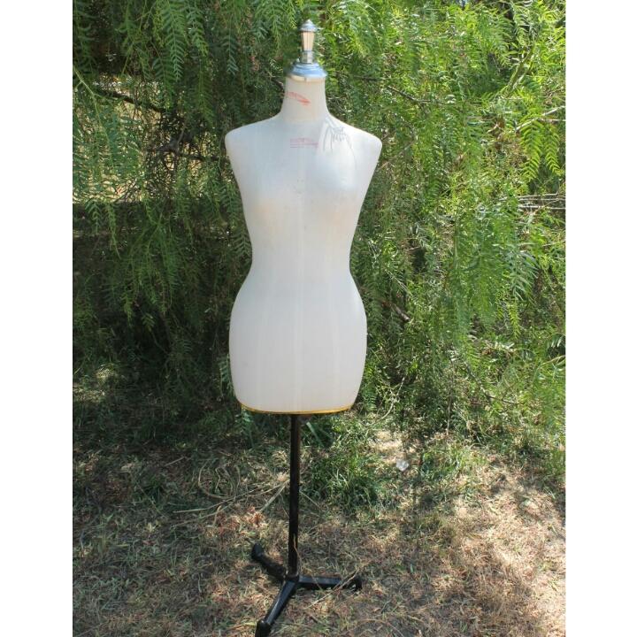 Vintage Dress Form $25