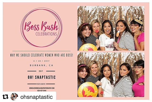 @ohsnaptastic is setting up their photo booth for my @bossbashcelebrations TOMORROW! @djkeelez will be dropping the beats from 7-10pm. Don't miss the party! Champagne is on ice, see you there 🍾 Click the link in my bio for more info 💋 Shout out to @inthecloudsevents for planning and hosting 😘 #diylabride #bossbash #partytime #celebrateyourachievements #girlboss #getitgirl #womensupportingwomen #supportsmallbusiness #glassceiling #creativeentrepreneur #communityovercompetition #LA #burbank #glendale #sfv #sfvalley