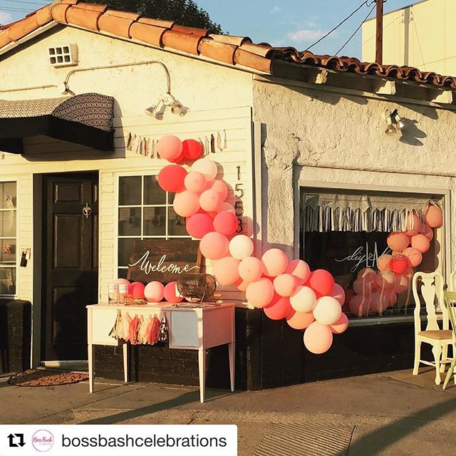 Thank you @bossbashcelebrations for creating such a wonderful way for boss babes to celebrate their achievements. My heart is SO FULL! ❤️ Big thanks to all the babes that gave their time and energy to support me and this event: @inthecloudsevents @girlsquadinc @callmebossy @tableset_go @lovelitfilms @sugarstudiola @fandom_affairs @goddessofgoodies @djkeelez @fiberanddye @fredandfar @ohsnaptastic @lauren.stein @heirloompaper Love you ladies so much!! 💕💅🏽💪🏽 #Repost @bossbashcelebrations (@get_repost) ・・・ The celebration was both inside & outside last week @diy.la.bride ! The perfect mirror to how this little shoppe and it's Boss is now open to taking on the WORLD!! 🌎💪🏼 . Thank Yous to: @inthecloudsevents @girlsquadinc @callmebossy @tableset_go @lovelitfilms @sugarstudiola @fandom_affairs @goddessofgoodies @djkeelez @fiberanddye @fredandfar @ohsnaptastic @lauren.stein