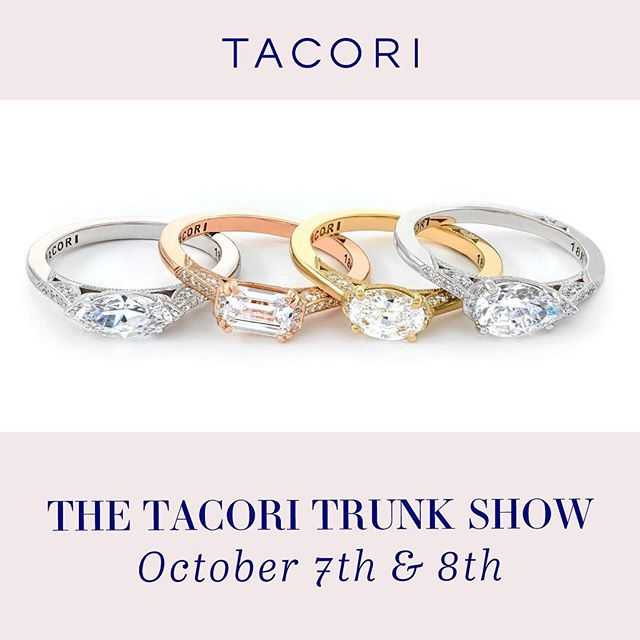 Happy Friday, Lovers! If you are in the LA area be sure to check out the Tacori Trunk Show this weekend! If you mention DIY LA Bride, you will receive $100 Tacori Journeys Travel Vouchers just for going in and trying on TACORI Jewelry. Check out @icingonthering for more info 💍 #LA #trunkshow #weddingring #engagementring #bling #bridetobe #labride #lawedding #socal #socalbride #socalwedding