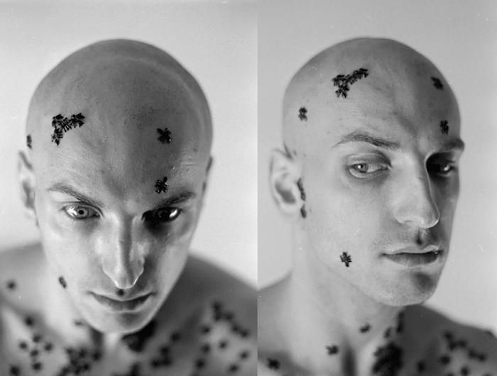 Model  - Brian Poniatowski