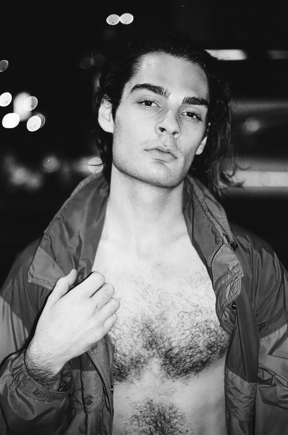 Model - Kyle Neill