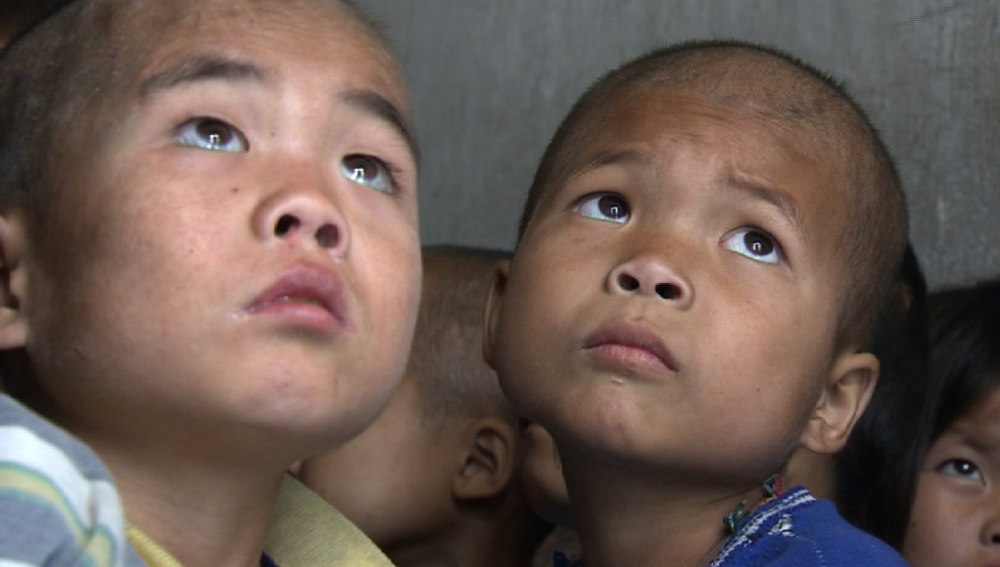Children pay for N Korea's Food Crisis