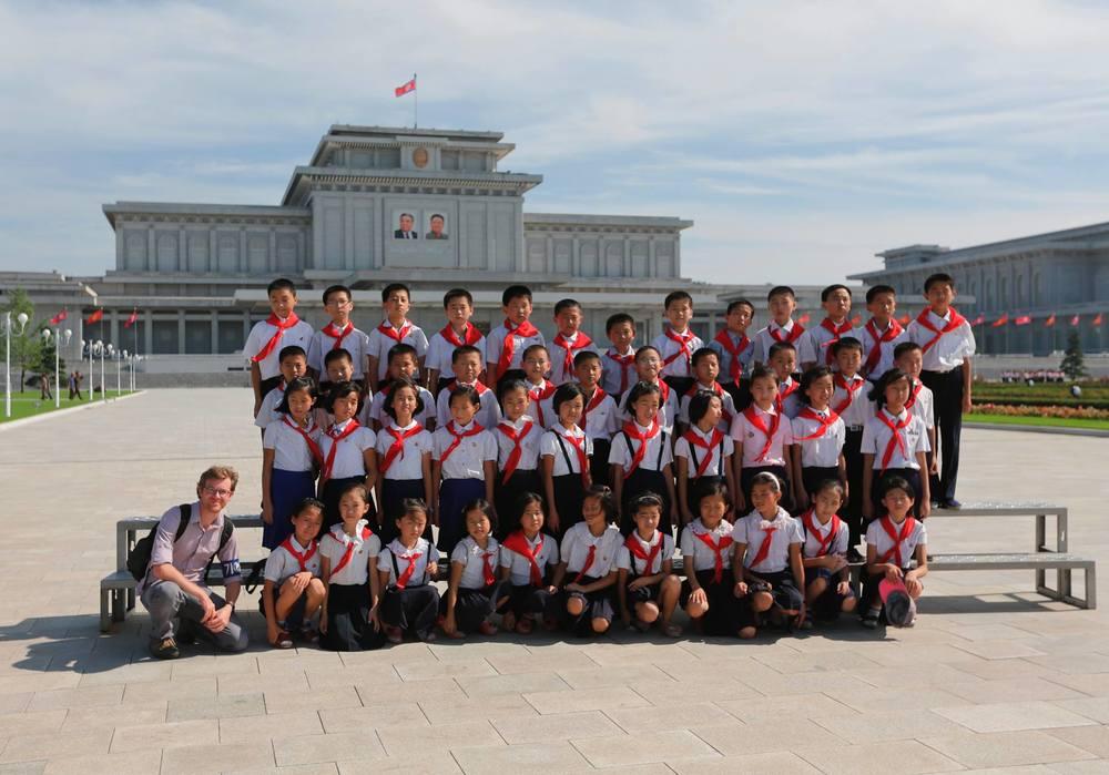 Pyongyang, 2013