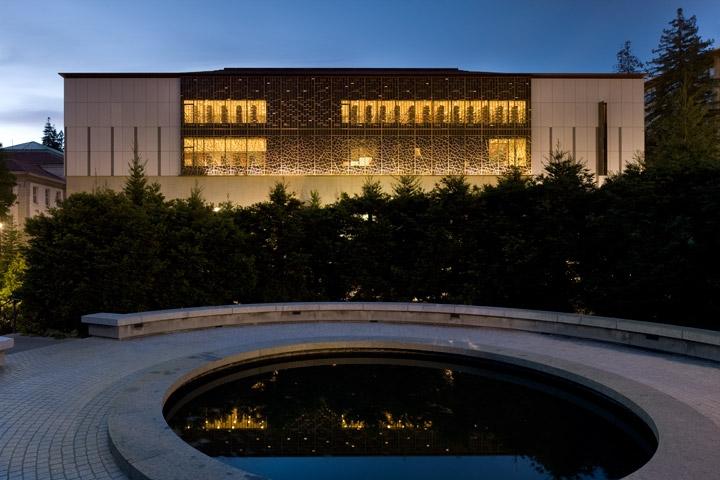 伯克利大学东亚图书馆