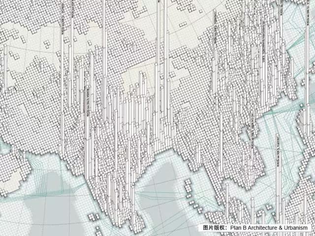 70亿人的城市.2013香港深圳双年展.概念图示