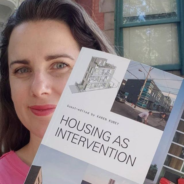 Congratulations to our friend @karenkubey on her new book 'Housing as Intervention: Architecture towards Social Equity' 🏡 Join Karen and contributors at the launch reception, THURSDAY, SEPTEMBER 6, 6:30 PM at The Architectural League of New York.  Free RSVP: http://bit.ly/ADHousingKubeyLeague  The 17-essay volume of Architectural Design (AD) examines how housing projects around the world, and the design processes behind them, might be interventions towards greater social equity.  See you there!! ____  Contributions by  Cynthia Barton, Deborah Gans, & Rosamund Palmer; Neeraj Bhatia & Antje Steinmuller (Urban Works Agency); Dana Cuff (cityLAB); Fatou Dieye (Skat Consulting Rwanda); Robert Fishman; Na Fu; Paul Karakusevic; Kaja Kühl & Julie Behrens (Project Urbanista); Matthew Gordon Lasner; Meir Lobaton; Marc Norman; Julia Park; Brian Phillips &Deborah Grossberg Katz (ISA - Interface Studio Architects LLC); Pollyanna Rhee; Emily Schmidt & Rosalie Genevro (Architectural League of New York)  Featured architects Architects for Social Housing, Shigeru Ban Architects, Tatiana Bilbao ESTUDIO, cityLAB, Frédéric Druot Architecture, ERA Architects, GANS studio, Garrison Architects, HOWOGE, Interface Studio Architects, Karakusevic Carson Architects, Lacaton & Vassal, Light Earth Designs, NHDM, PYATOK Architects, Urbanus, and Urban Works Agency  Interviews with EBALDC, Terner Center for Housing Innovation, PYATOK Architects