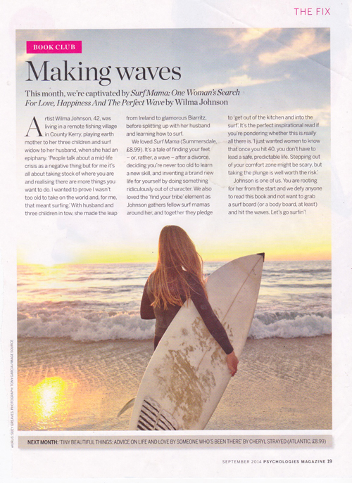 Psychologies Magazine August 2014