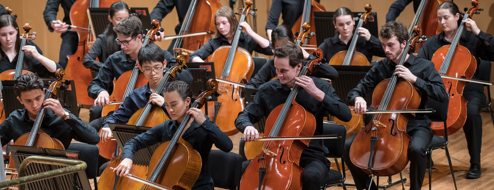 Queensland Youth Orchestra 2 - Concert at Twilight