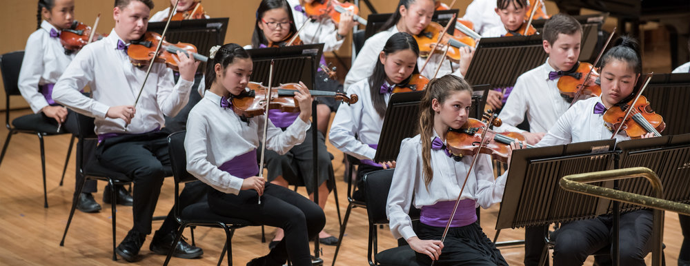 Concert at Twilight - QYO Junior String Ensemble& Shailer Park SHS String Ensemble