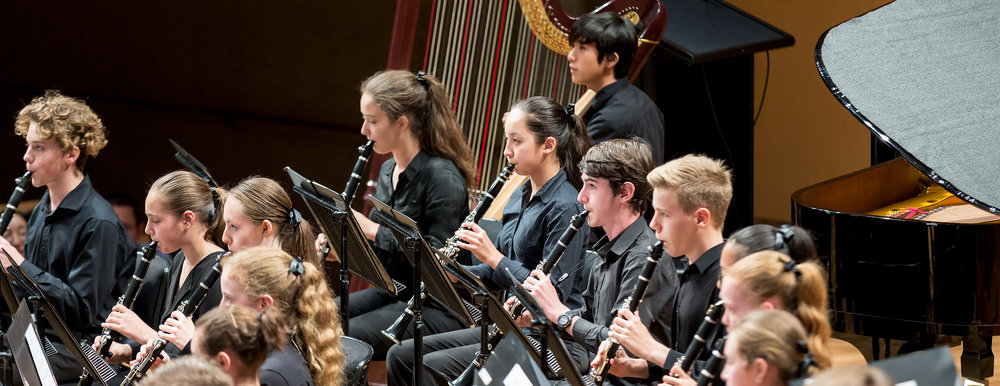 QYO Wind Ensemble -