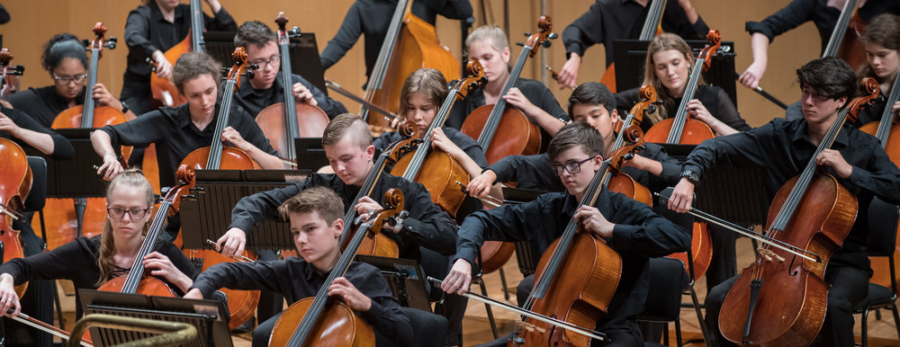 Queensland Youth Orchestra 3 - with Gold Coast Youth Symphony