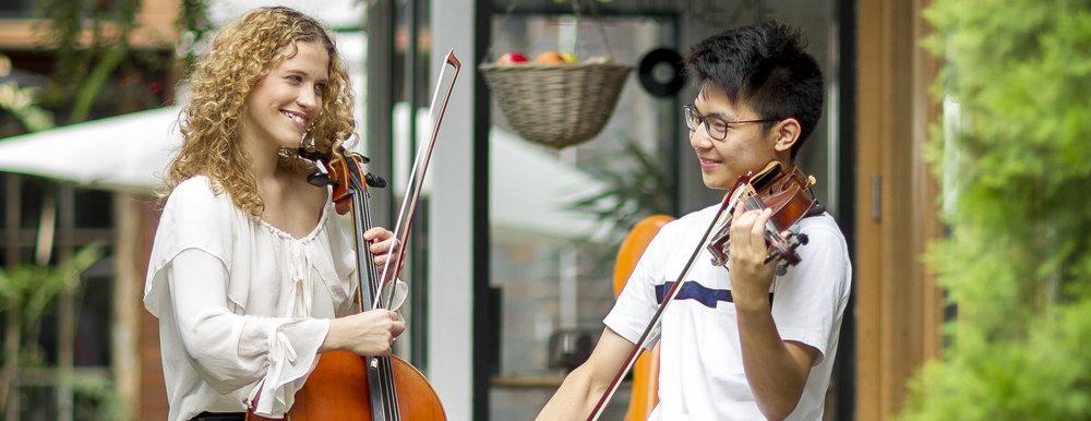 Concert at Twilight - Chamber Ensembles