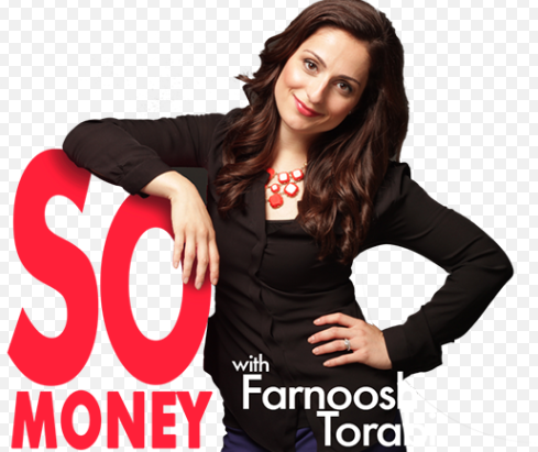 Farnoosh has over 400 podcasts ready and waiting to teach you about finance and so much more.