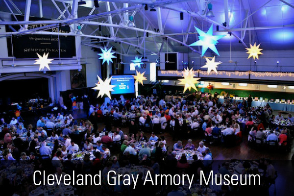 Cleveland Gray Armory Museum