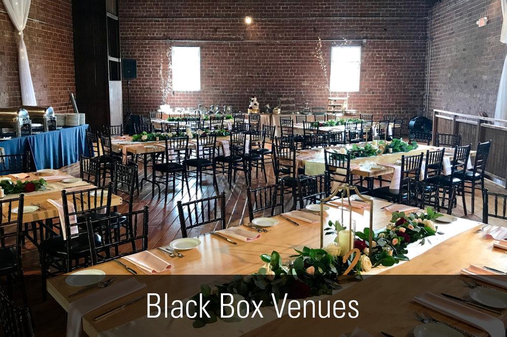 Black Box Venues