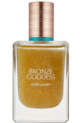 Bronze Goddess Shimmering Oil Spray Hair and Body