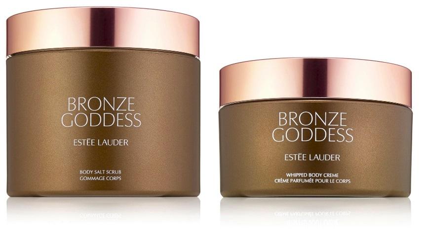Bronze Goddess Gommage Corps & Crème parfumée pour le corps