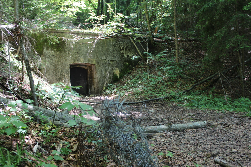 Exploring The Secret Nazi Tunnels And Bunkers In The