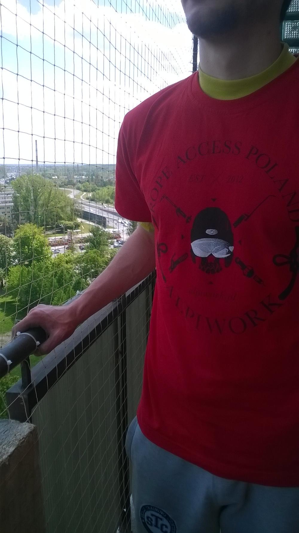 siatki zabezpieczające przed gołebiemi gdynia