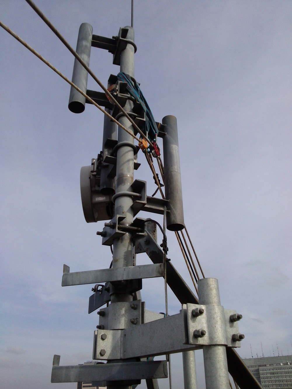 montaż anten telekomunikacyjnych Łódź