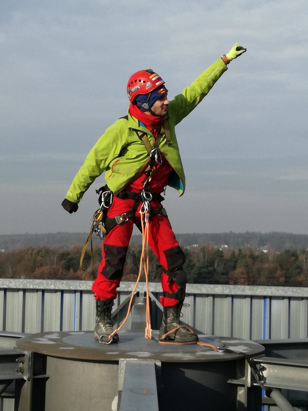 rope access poland