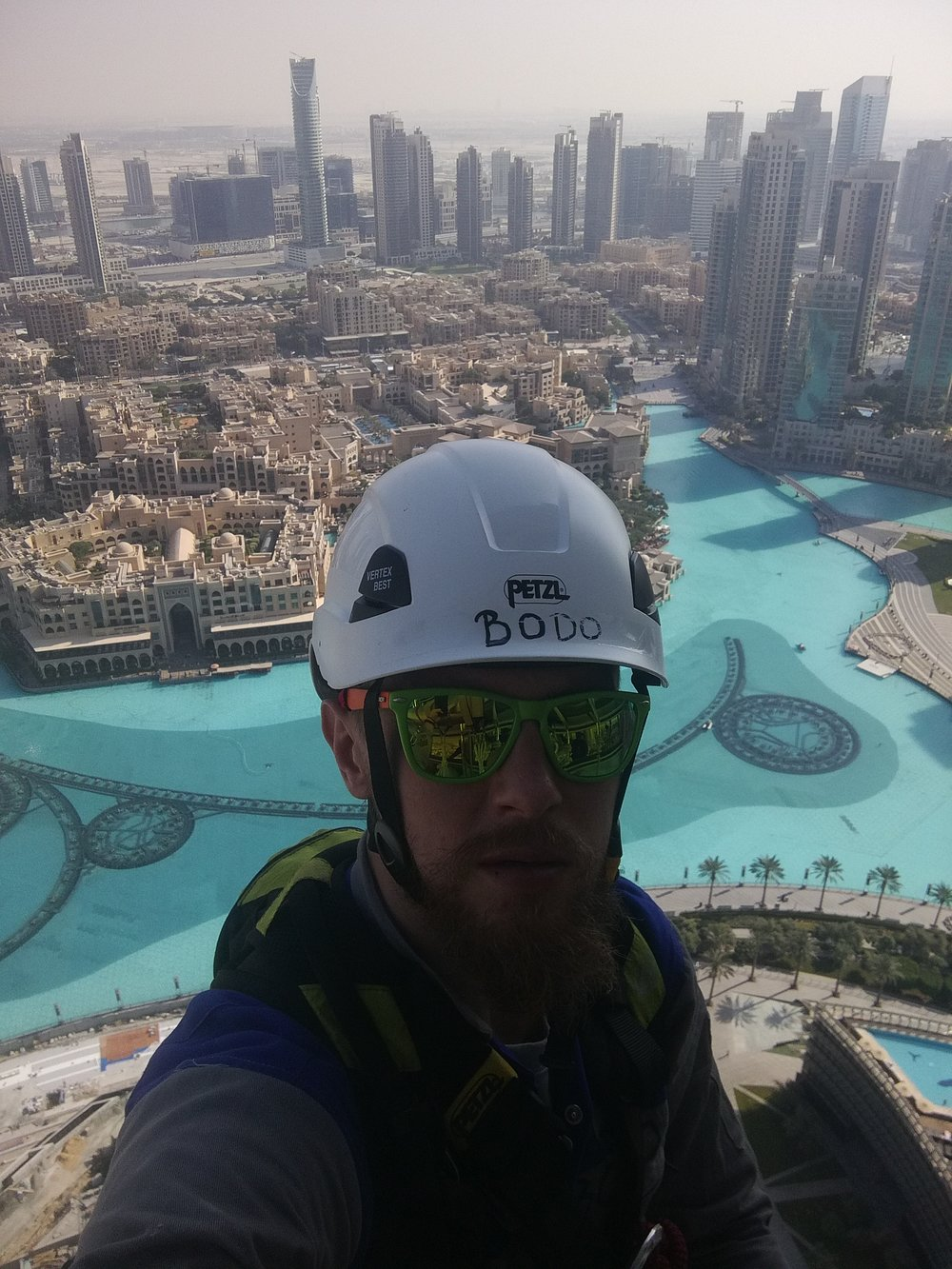 work at high dubai