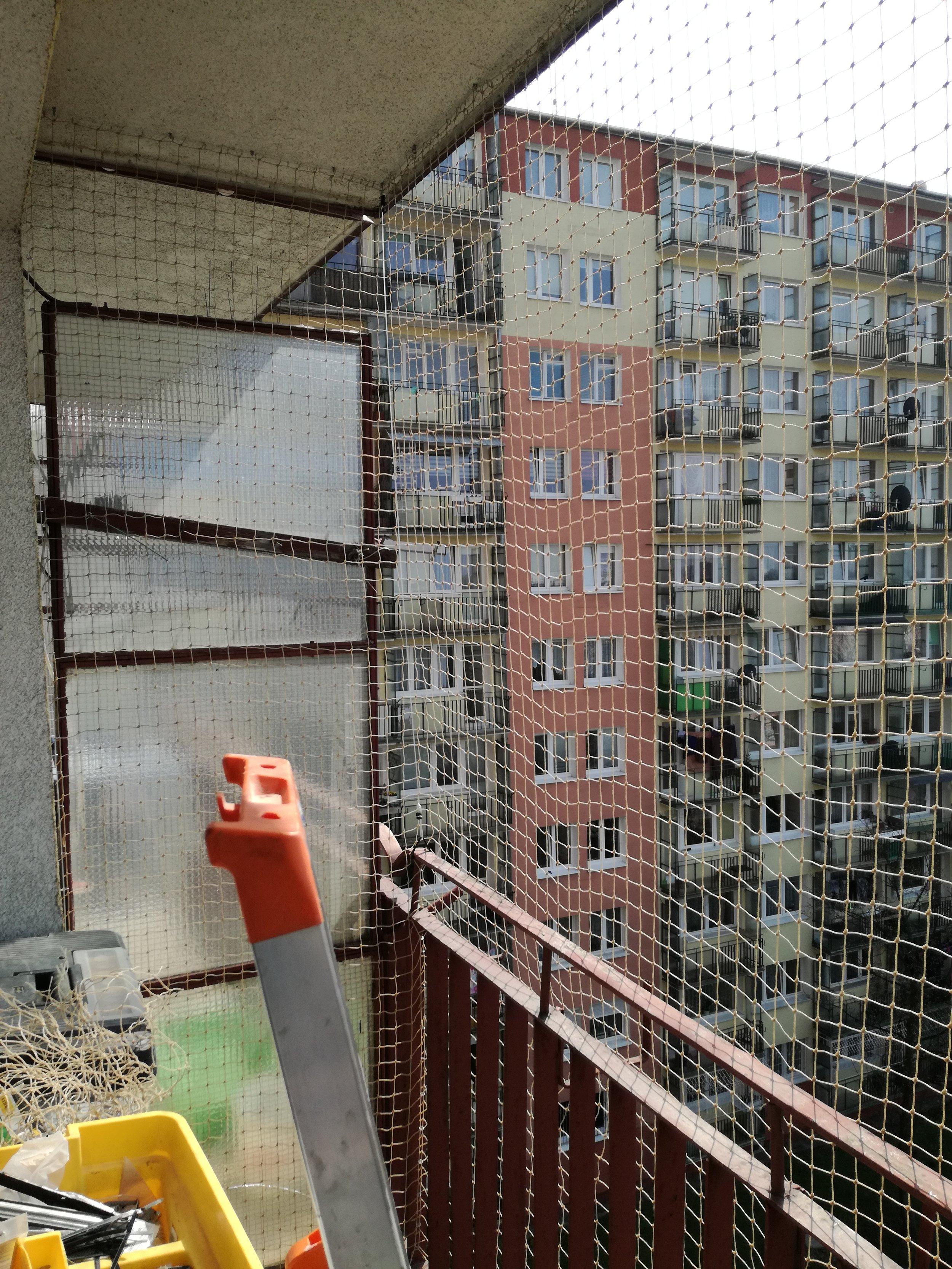 Siatka Metalowa Dla Kota Na Balkon Czy Bezpieczna