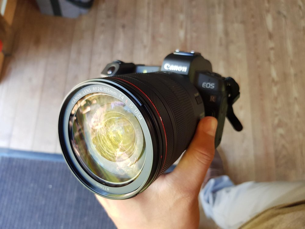 24-105mm f/4 IS