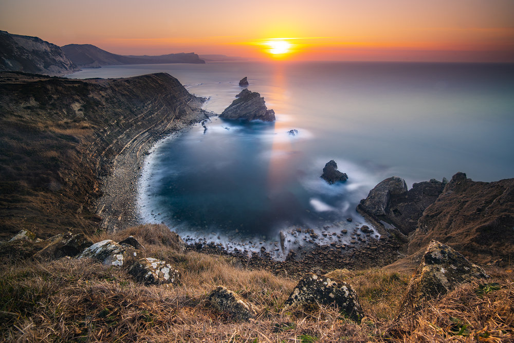 639 seconds - Mupe Bay, Dorset
