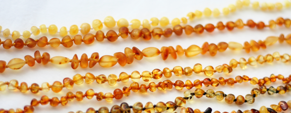 Many Baltic Amber styles to choose