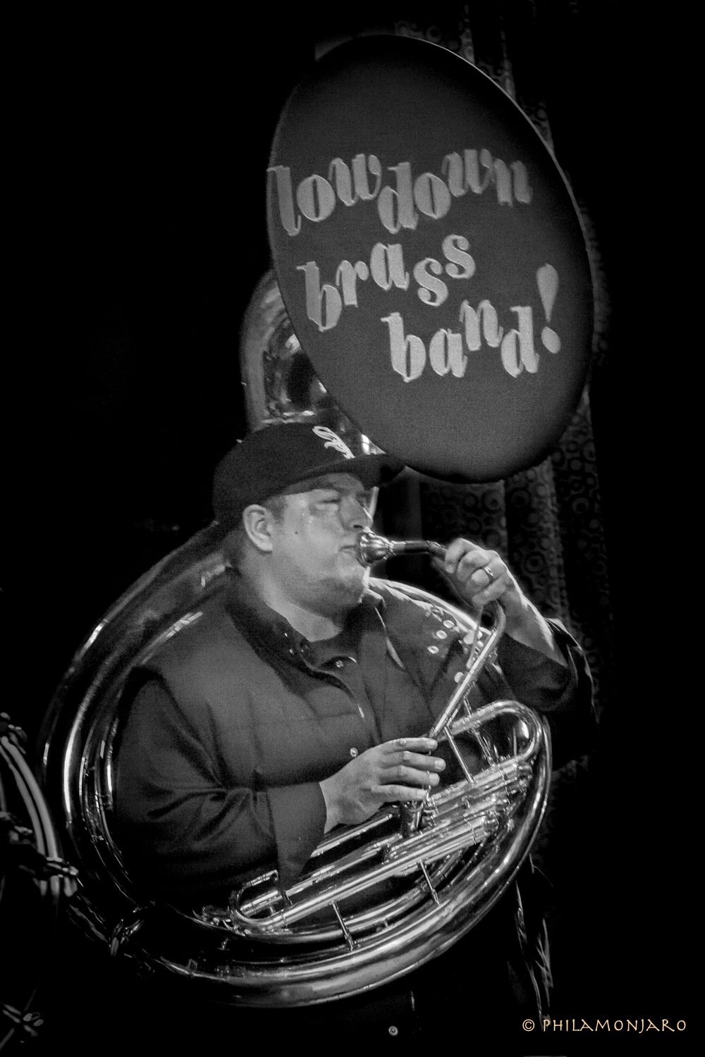 Lance Loiselle - Lowdown Brass Band