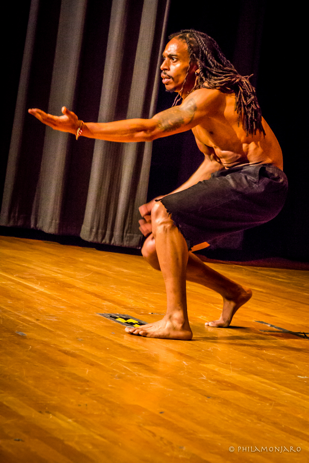 Muntu Dance Theater of Chicago