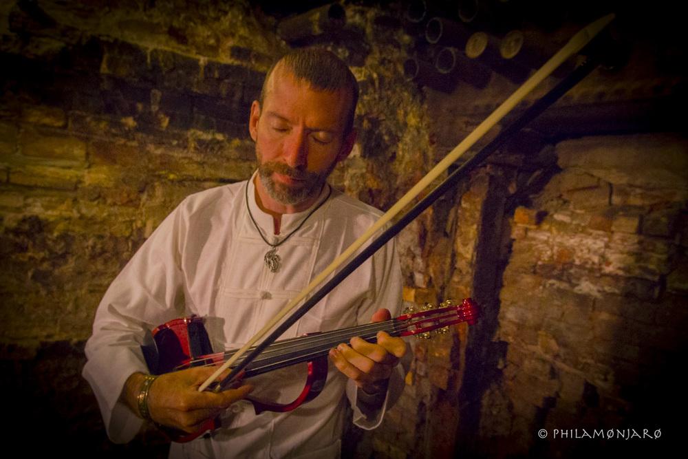 Dixon's Violin 2013