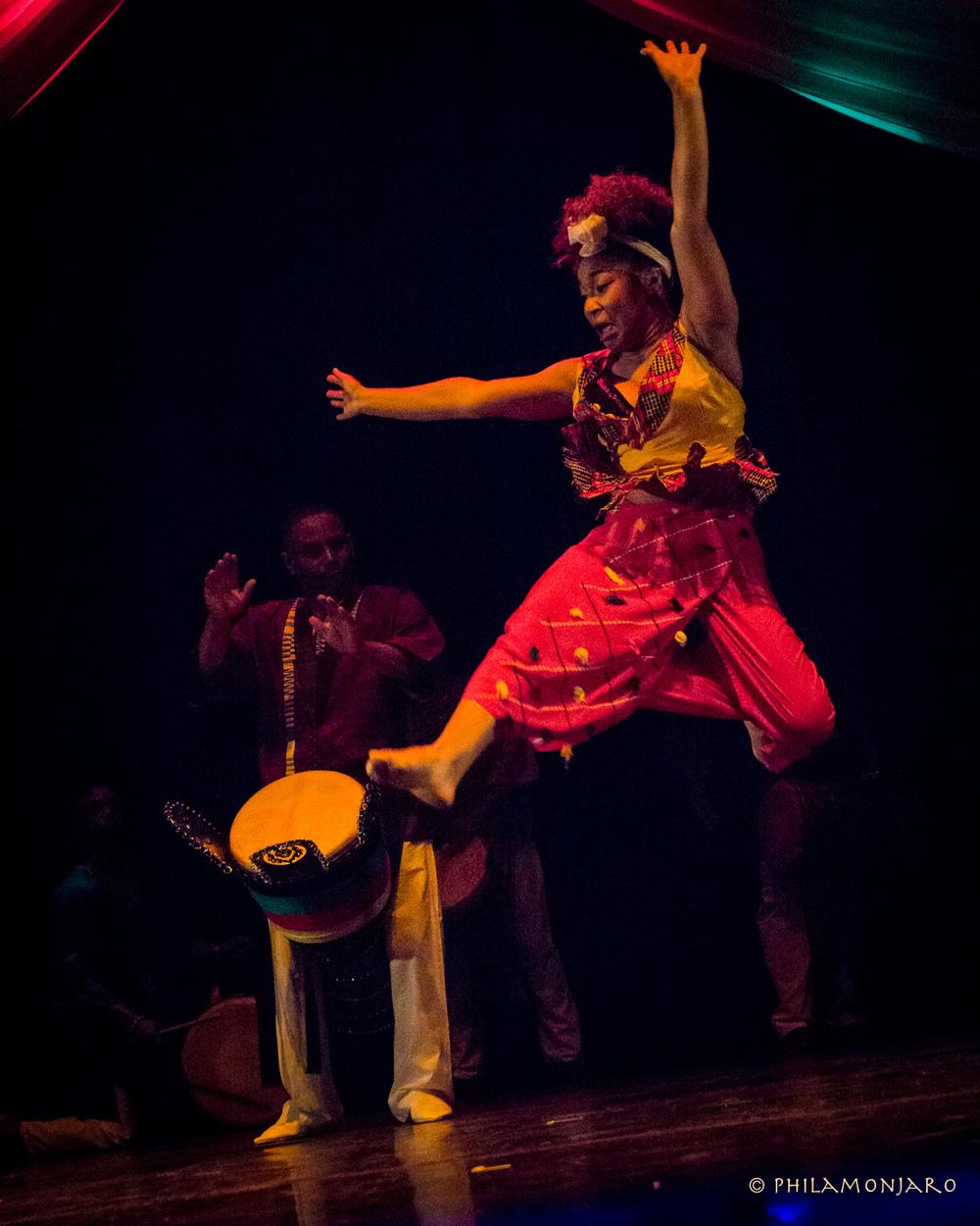Muntu Dance