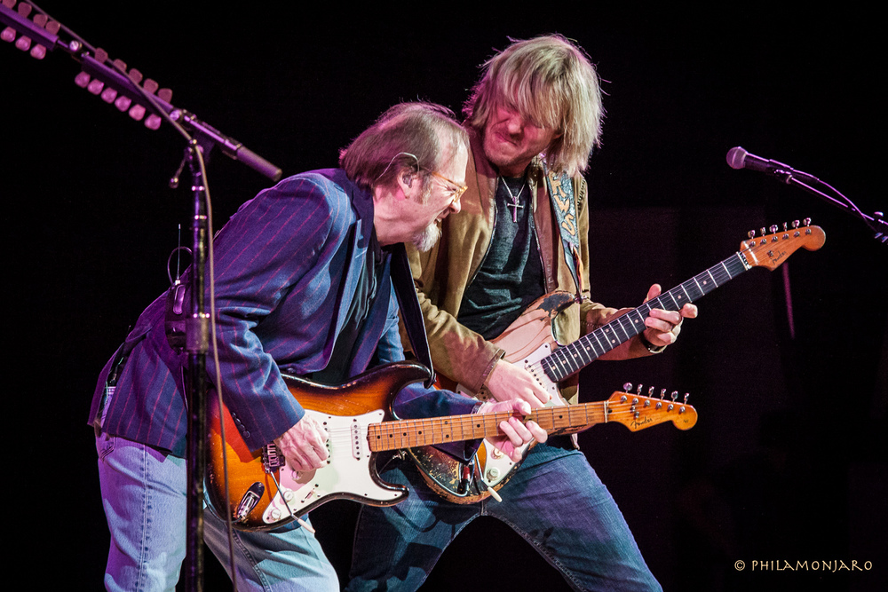 Stephen Stills and Johnny Wayne Shepherd 2016
