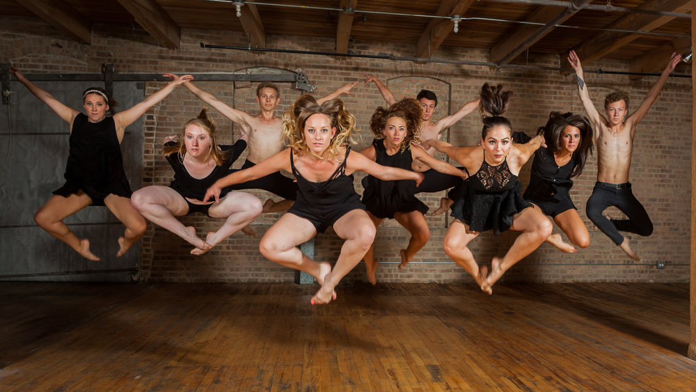 Ascendence Dance