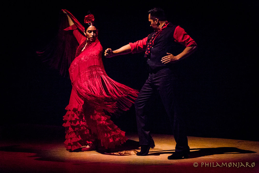 Ensemble Spanol Spanish Dance