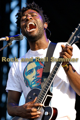 "Bloc Party, Chicago, IL, 2016 - Lyle Waisman  11""x14"" $200.00 framed / $150.00 unframed"