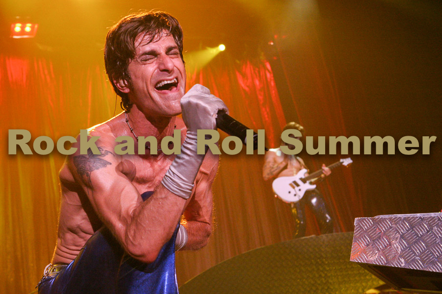 "Janes Addiction, San Antonio, TX2003 - Barry Brecheisen  16""x20"" $250.00 framed / $175.00 unframed"